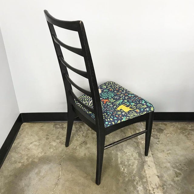 Brown Mid Century Modern Dining Set by Stanley For Sale - Image 8 of 13