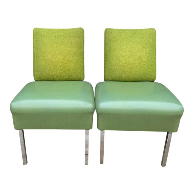 Lloyd Adjusting Chairs - Set of 2 For Sale