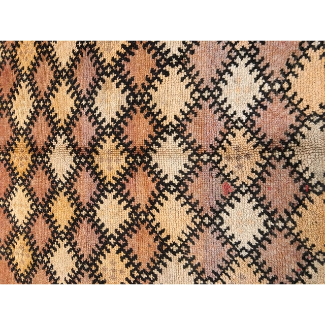 Bellwether Rugs Vintage Moroccan Area Rug - 4′4″ × 10′7″ - Image 8 of 8