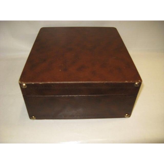 Portable Travel Bar Suitcase Retro Bar Ware Chairish