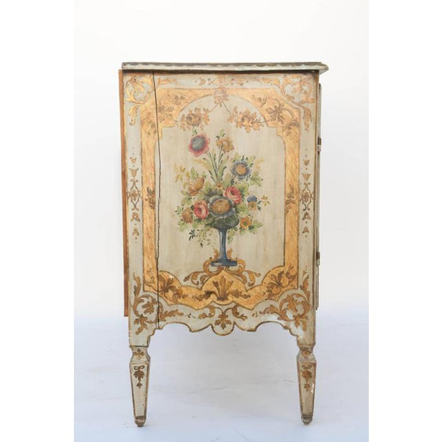 Perfect High-End Hand-Painted 18th Century Venetian Buffet | DECASO II18