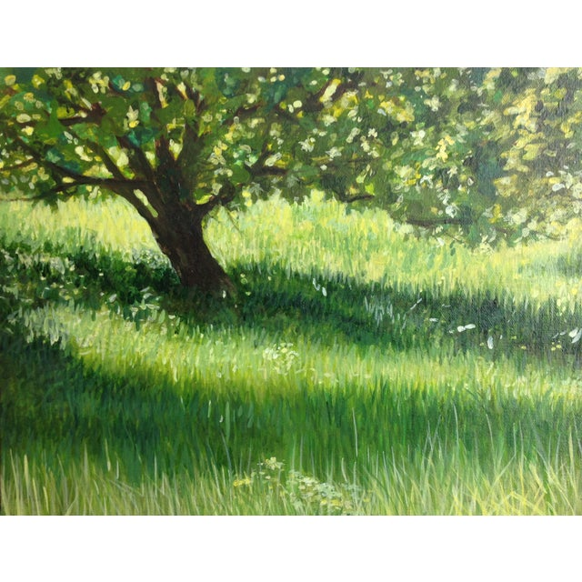 Bright, Bright Sunny Day Painting - Image 2 of 2