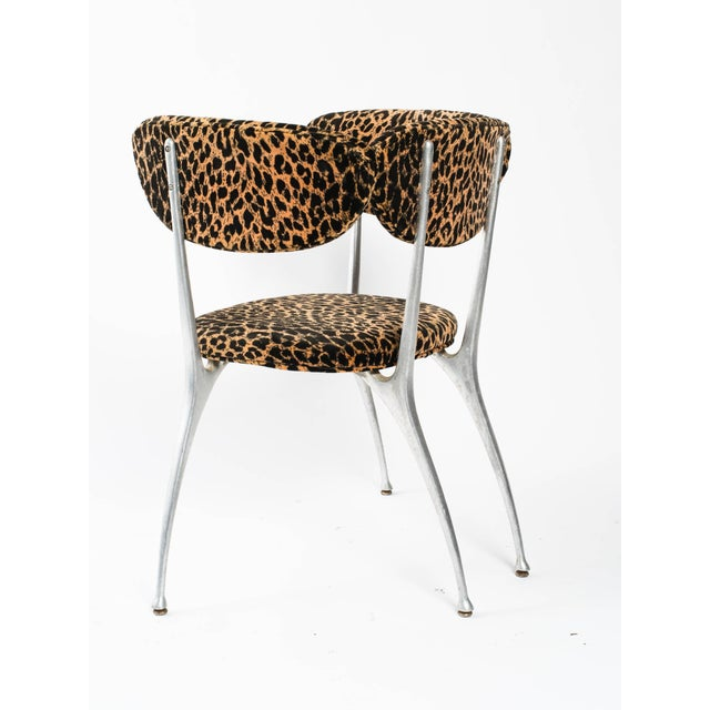 1960s 1960s Vintage Shelby Williams Futuristic Chair For Sale - Image 5 of 10
