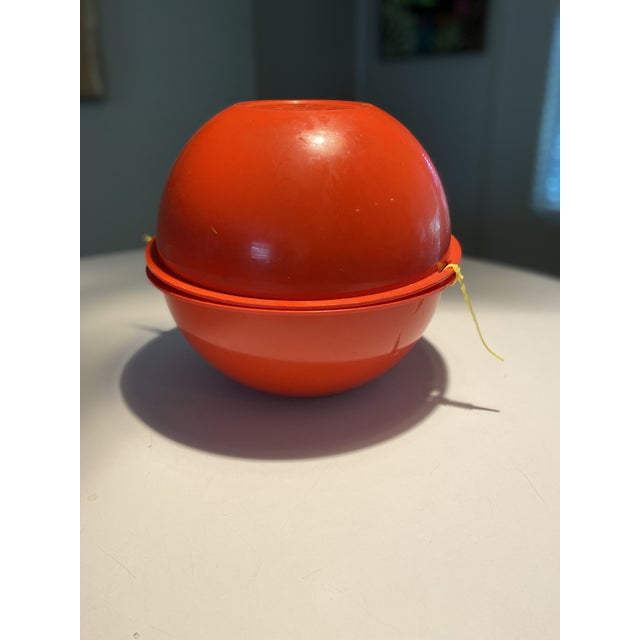 Vintage Ingrid Plastic Chicago Six Colors Serving Set - 26 Pieces For Sale - Image 10 of 12