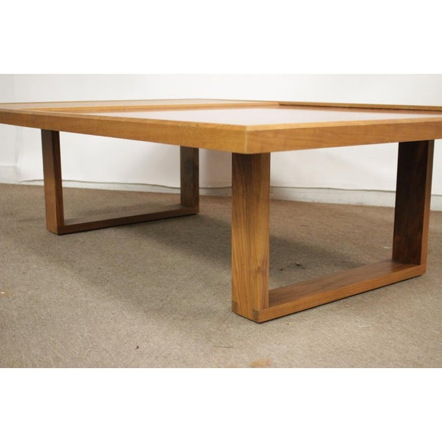 Donghia Mid-Century Modern Donghia (Riverbed Collection)Coffee/Tea Table For Sale - Image 4 of 6