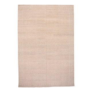 Contemporary Khotan Wool Rug For Sale