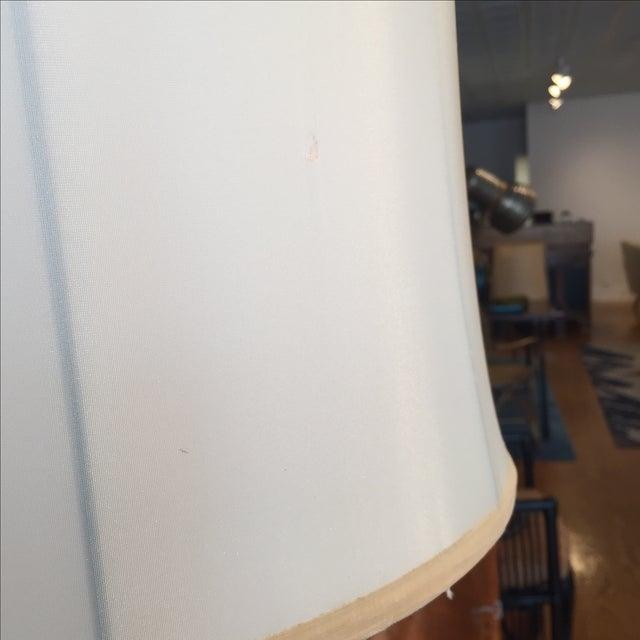 Frederick Cooper Cerulean Blue Crackle Lamp - Image 10 of 11