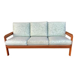 Mid Century Danish Couch For Sale