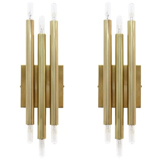 Gallery L7 Wall Lights 'Trina' - a Pair For Sale