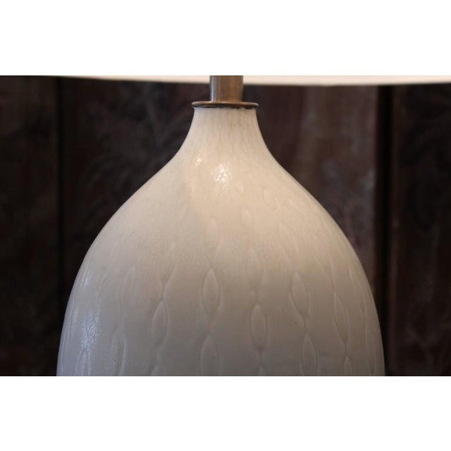 1960s Table Lamp by Carl Harry Stalhane for Rörstrand For Sale - Image 5 of 10