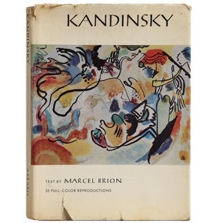 """1961 """"Kandinsky"""" Collectible Book For Sale"""