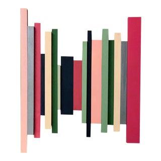 Sound Wave Wooden Artwork For Sale