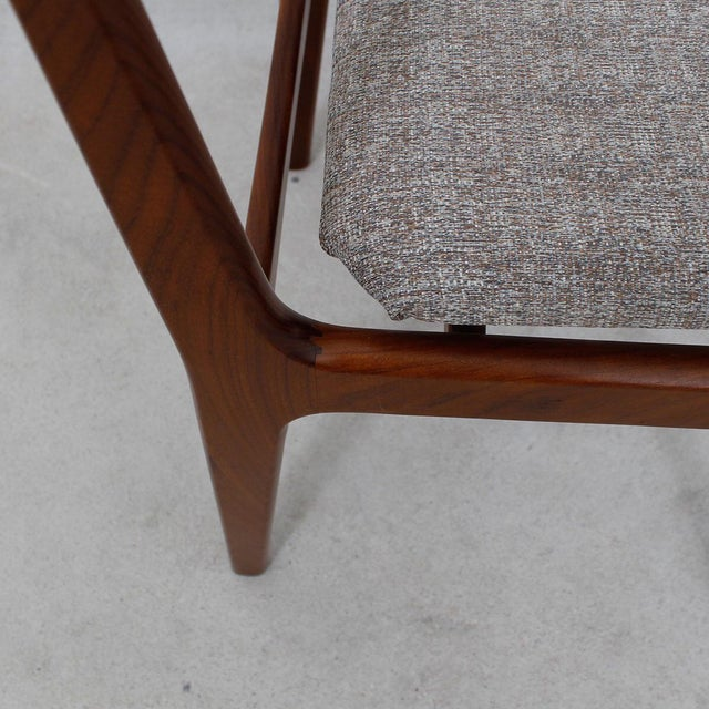 Danish Teak Dining Chairs - Set of 4 - Image 9 of 10