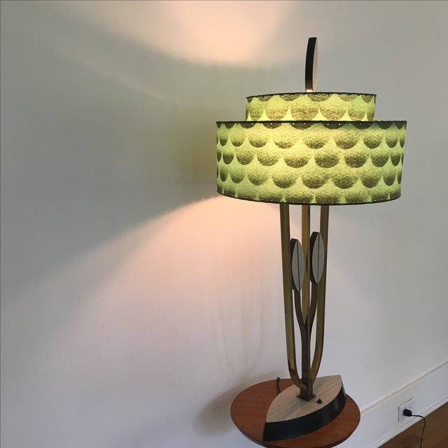 Mid-Century Table Lamp - Image 4 of 9