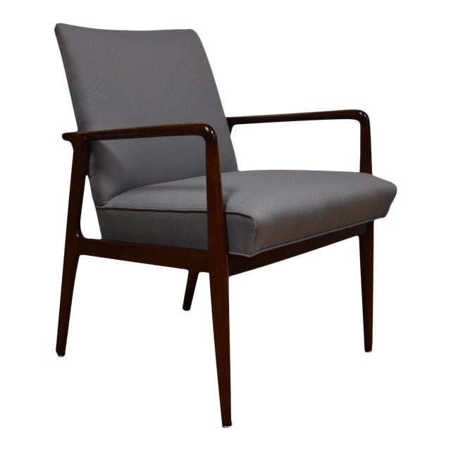 Mid-Century Modern Stow Davis Lounge Chair For Sale