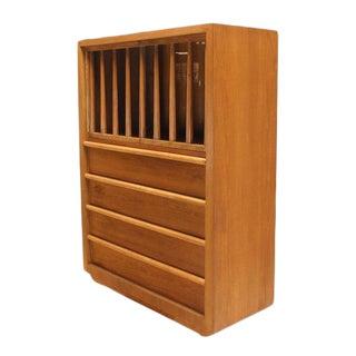 Vintage Mid Century Robsjohn-Gibbings Dresser Secretary For Sale
