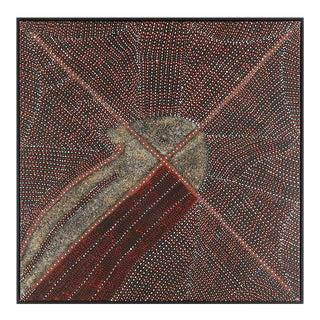 Australian Aboriginal Painting by Kathleen Petyarre For Sale