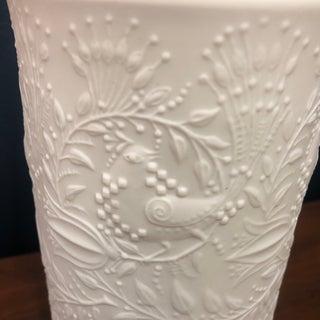 Bjorn Wiinblad for Rosenthal White Matte Vase Preview