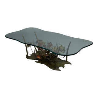Silas Seandel Woodland Series coffee table For Sale