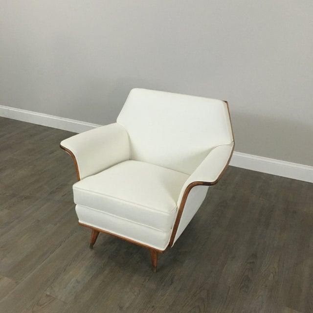 Vintage Art Deco Club Chair - Image 3 of 9