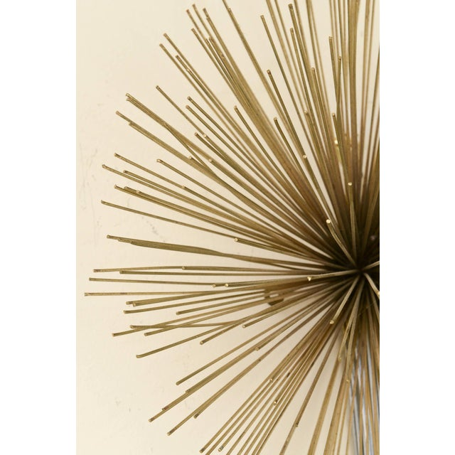 Curtis Jere Mixed Metals Pom Pom/Starburst Hanging Sculpture For Sale In Miami - Image 6 of 9