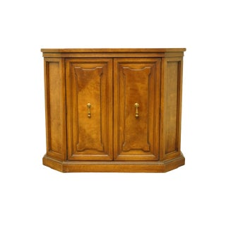20th Century Italian Gordon's Furniture Console Cabinet For Sale