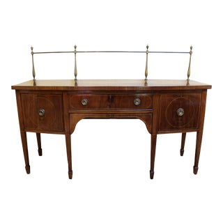 Mid-19th Century English Sideboard For Sale