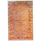 Image of Early 20th Century Samarghand Rug For Sale