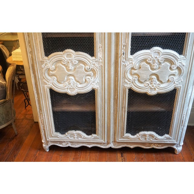 Early 19th Century Oak Bibliotheque For Sale - Image 11 of 13