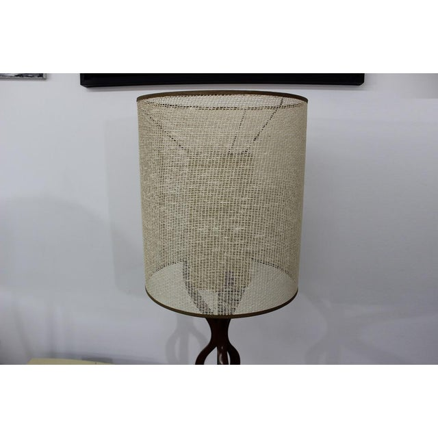Mid Century Modern danish table lamp For Sale - Image 4 of 11