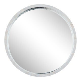 Mother of Pearl Mirror Medium For Sale