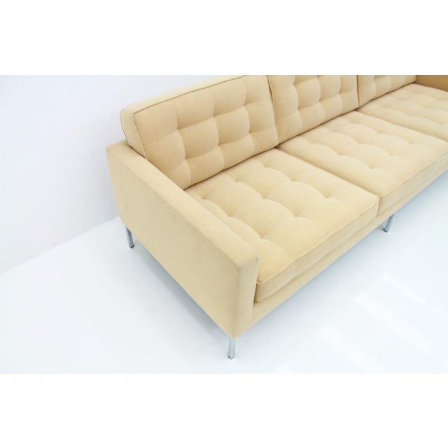 1950s Florence Knoll Sofa for Knoll International For Sale - Image 5 of 11