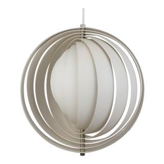 Verner Panton Moon Lamp Louis Poulsen Pendant 1960s Mid-Century Modern For Sale