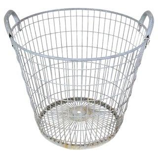 Belgian Potato Basket For Sale