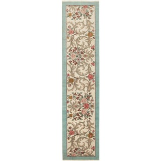 Tabriz Persian Runner Rug - 2′11″ × 12′10″ For Sale