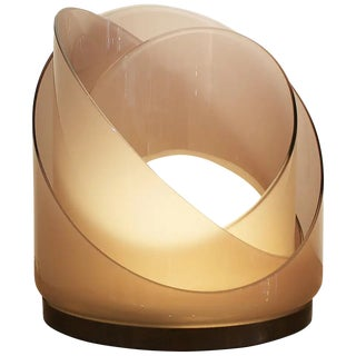 Modulable Table Lamp by Carlo Nason for Mazzega For Sale