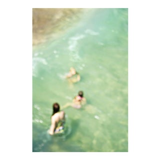 "Cheryl Maeder ""Far & Away Ix"" Archival Photographic Watercolor Print For Sale"