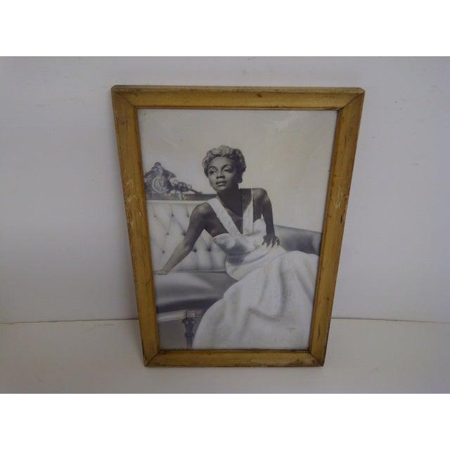 "Vintage Photo of ""Joyce Bryant,"" Circa 1940 - Image 2 of 6"