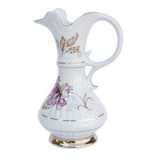 1980s Iwona Chodzież Porcelain Jug For Sale