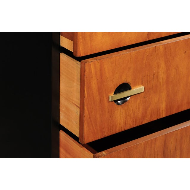1930s Magnificent Restored Streamline Moderne Commode by John Stuart, circa 1935 For Sale - Image 5 of 13