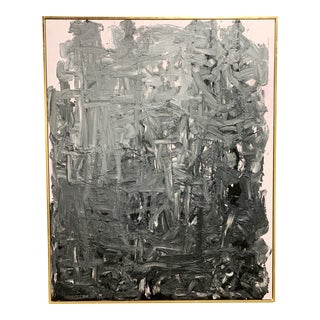 "John O'Hara. Hk 101. 49.25x61.25"" Encaustic Painting For Sale"