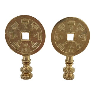 Asian-Style Lamp Finials