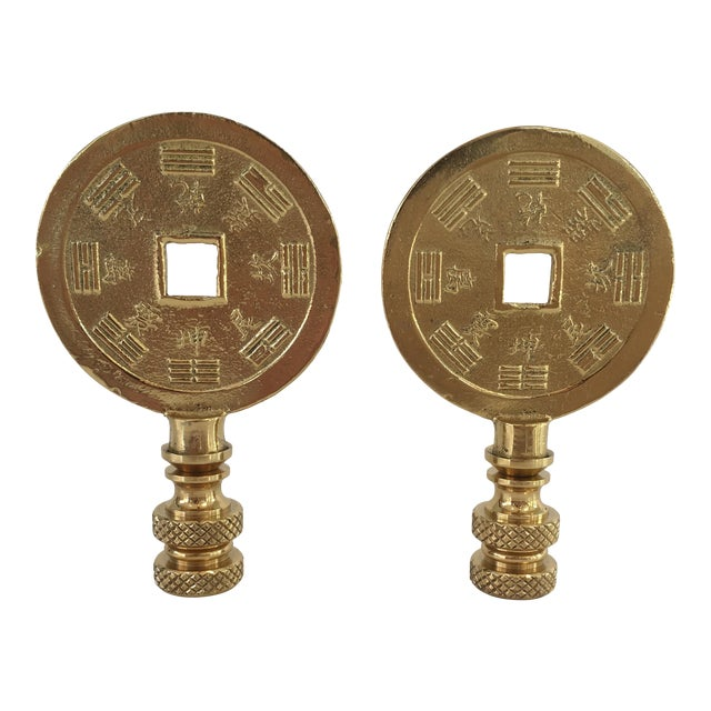 Asian-Style Lamp Finials - Image 1 of 6