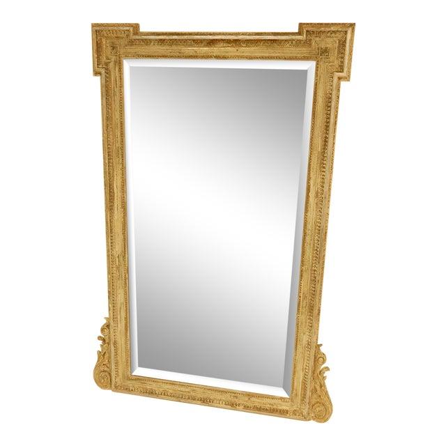 19th C Louis XVI Mirror For Sale