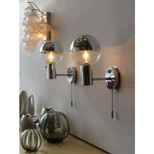 Staff Wall Lights by Motoko Ishii - A Pair For Sale - Image 10 of 10