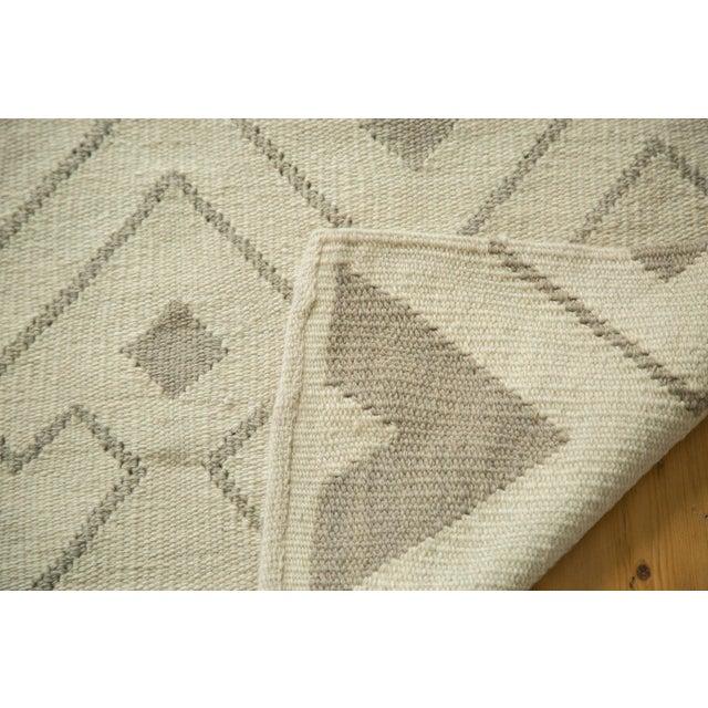 "Abstract Kilim Carpet - 6' X 7'10"" - Image 7 of 8"