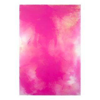 """Debra Ramsay """"Big Lotus 4"""", Painting For Sale"""