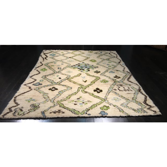 """Bellwether Rugs Azilal Moroccan Shag Rug - 7'9"""" X 10'7"""" - Image 2 of 10"""