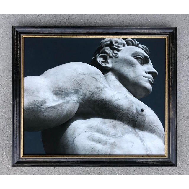 James White Statuary at the Stadio Dei Marmi, Rome Photograph For Sale In Los Angeles - Image 6 of 8