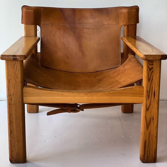 Wood 1970s Vintage Ikea Karin Mobring Natura Chair For Sale - Image 7 of 7